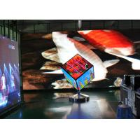 Wholesale Indoor 3D Led Cube 16X16X16 , Led Cube Display High Brightness P4 from china suppliers