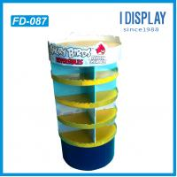 Wholesale display stand for toy, hot toys display stand, toy cardboard display from china suppliers