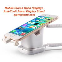 Wholesale COMER Cell Phone stores security alarm system display rack stand holder from china suppliers