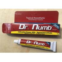Wholesale 10% Lidocaine 30G Dr Numb Tattoo Anesthetic Cream Numbing Cream For Body Tattoo from china suppliers