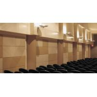 Dismountable Fabric Wrapped Wall Panels , theatre used acoustic ceiling