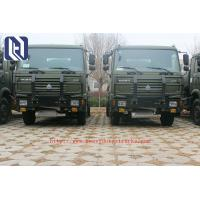 Wholesale 6 x 6  Full Motion Heavy Cargo Trucks With Barrier Bucket and 380HP Engine from china suppliers