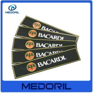 Wholesale Factory hot sale bar spill mats / bar drink mats / red bull bar mat from china suppliers