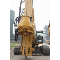 Wholesale TR Series Rotary Drilling Rig With High Stability Original Caterpillar Base from china suppliers
