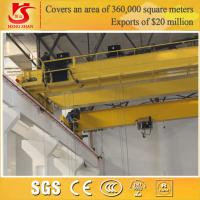 Wholesale QD high quality bridge overhead travelling 15 ton crane from china suppliers