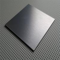 Wholesale China supplier of Stainless steel sheet grade AISI 430 304 surface Satin or NO.4 finish with laser cut pvc film from china suppliers