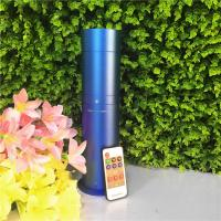 Wholesale Alunimum 30ml Oil Bottle Scent Diffuser Machine For 80 Square Meter , Blue Color from china suppliers