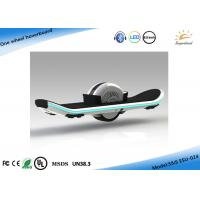 Wholesale One Wheel Self-balancing Electric E Skateboard from china suppliers
