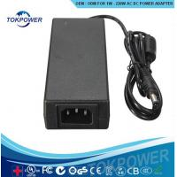 Wholesale 60W 12V 5A AC DC Desktop Power Adapter for LED SMD Strip Light from china suppliers