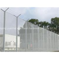 Wholesale Welded Wire Mesh Anti Climb Security Fencing Panel For Public Grounds from china suppliers