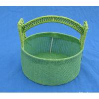 Wholesale 2016 Hot sale Europe Style Paper cloth Basket, storage basket from china suppliers