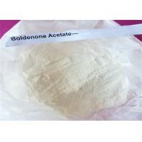 Wholesale Anabolic Boldenone Acetate Raw Powders Anabolic Steroid Hormone CAS 846-46-0 from china suppliers