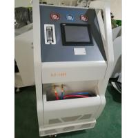 Wholesale 3 / 8 HP Compressor Automotive AC Recovery Machine A / C System Flushing / Cleaning from china suppliers