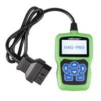 Wholesale OBDSTAR VAG PRO Auto Key Programmer for VW/Audi/Skoda/Seat No Need Pin Code with Mileage P from china suppliers