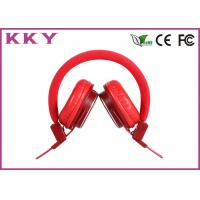 Wholesale Pink Purple Red Bluetooth Headphones For Music 5 Hours Play Time 8810S from china suppliers