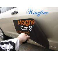 Wholesale Waterproof Custom Magnetic Car Stickers , Pvc Vinyl Sticker For Fridge Window 1.5m Max from china suppliers