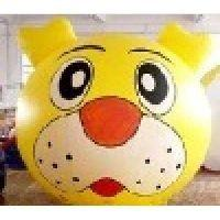 Wholesale The gift of the cartoon tiger for children, inflatables helium balloon from china suppliers