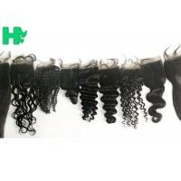 Wholesale Brazilian Human Hair Closure 4*4 Closure Extensions With baby hair For Women from china suppliers