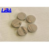 Wholesale Electronics Toys LiMnO2 3v Coin Battery , Lithium Button Cell Battery 240mAh from china suppliers