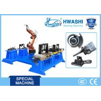 Wholesale Automatic Arc CO2 MIG Welding Robot for Auto Parts / Bearing Parts from china suppliers
