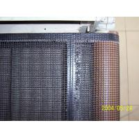 Buy cheap Teflon Coated Fiberglass Mesh Conveyor Belt/fiberglass Insect Screen Mesh from wholesalers