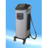 Wholesale Vertical Long Pulse Yag Laser Hair Removal Machine , Vascular Lesion treatment Equipment from china suppliers