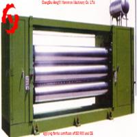 Wholesale Energy Conservation 4.5m Textile Calendering Machine Non Woven Heat Embossing On Fabric from china suppliers