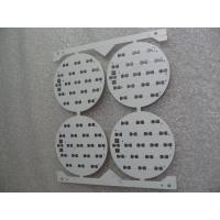 Wholesale White Round High Power LED Aluminum Based PCB With HASL Finishing from china suppliers