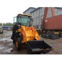 Wholesale 4WD Mini Wheel  Loader for sale  with Front End Loader from china suppliers