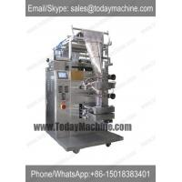 Wholesale Automatic Doypack Packaging Machine For Chilli Sauce from china suppliers
