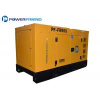 Buy cheap 40KW 50KVA Fawde Diesel Power Generator with 4DX22-65D Engine from wholesalers