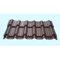 Wholesale Light Weight Metal Roofing Sheets Waterproof Glazed Tile Shaped from china suppliers