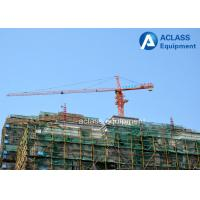 Wholesale 55m Jib Overhead Topkit Tower Crane / Construction Crane Lifting Machine from china suppliers
