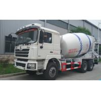 Wholesale 12m3 Shacman 6*4 336hp Cement Concrete Mixer Truck 12CBM Concrete Truck for sale from china suppliers