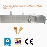 Wholesale Flexible Ice Cream Manufacturing Equipment For Making Raw Sugar Cane ,  Easy Operate from china suppliers