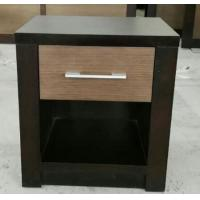 Wholesale mdf with wood veneer night stand,wooden night stand /bed side table, casegoods,hotel furniture NT-0087 from china suppliers