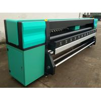 Buy cheap 3.2m New Model Solvent Printer Outdoor Printing Machine with Konica512/Konica 512i Heads from wholesalers