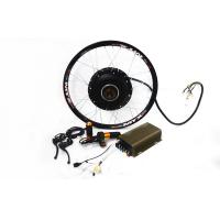 Wholesale Single Speed Freewheel 5000w Electric Bike Kit 190N.M 48v - 72v from china suppliers