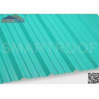 Wholesale Industrial Corrugated Plastic Roofing In 27MM Pitch Height With 1.36M Length from china suppliers