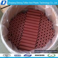 Wholesale red ptfe pipe filled FeO color from china suppliers