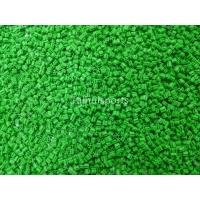 Quality Green Rubber Synthetic Turf Infill For Outdoor , Artificial Grass Infill for sale