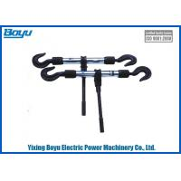 Wholesale Rated 50kn Transmission Line Stringing Tools Weight 3.3kg  Double Hook Turnbuckle from china suppliers