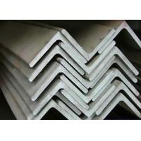 Wholesale 3mm Thickness 310S Stainless Steel Angle Bar With Equal And Unequal Angle Types from china suppliers