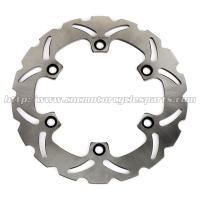 Wholesale 240mm Rear Motorcycle Brake Disc Wheel Disc Brakes Kawasaki Zephyr 1100 Stainless Steel from china suppliers