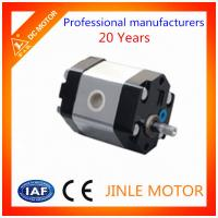 Wholesale High Volumetric Efficiency Hydraulic Gear Pump For Car Jumping And Lifting Machine from china suppliers