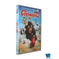 Wholesale 2018 Hot sell Ferdinand cartoon dvd Movie disney movie for children uk Ferdinand region 2 kids movie drop shipping from china suppliers