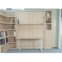 Wholesale King Size Modern Foldable Murphy Wall Bed Wooden Foldable Wall Bed from china suppliers