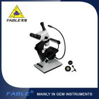 Wholesale 360 degrees Gemology Microscope classical base Swing arm type from china suppliers