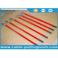 Wholesale ARC Opening Type Telescoping Electrical Hot Stick For Line / Substation Construction from china suppliers