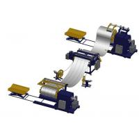 Wholesale 30KW Electric Metal Slitting Machine , High Speed Slitting Cutting Machine from china suppliers
